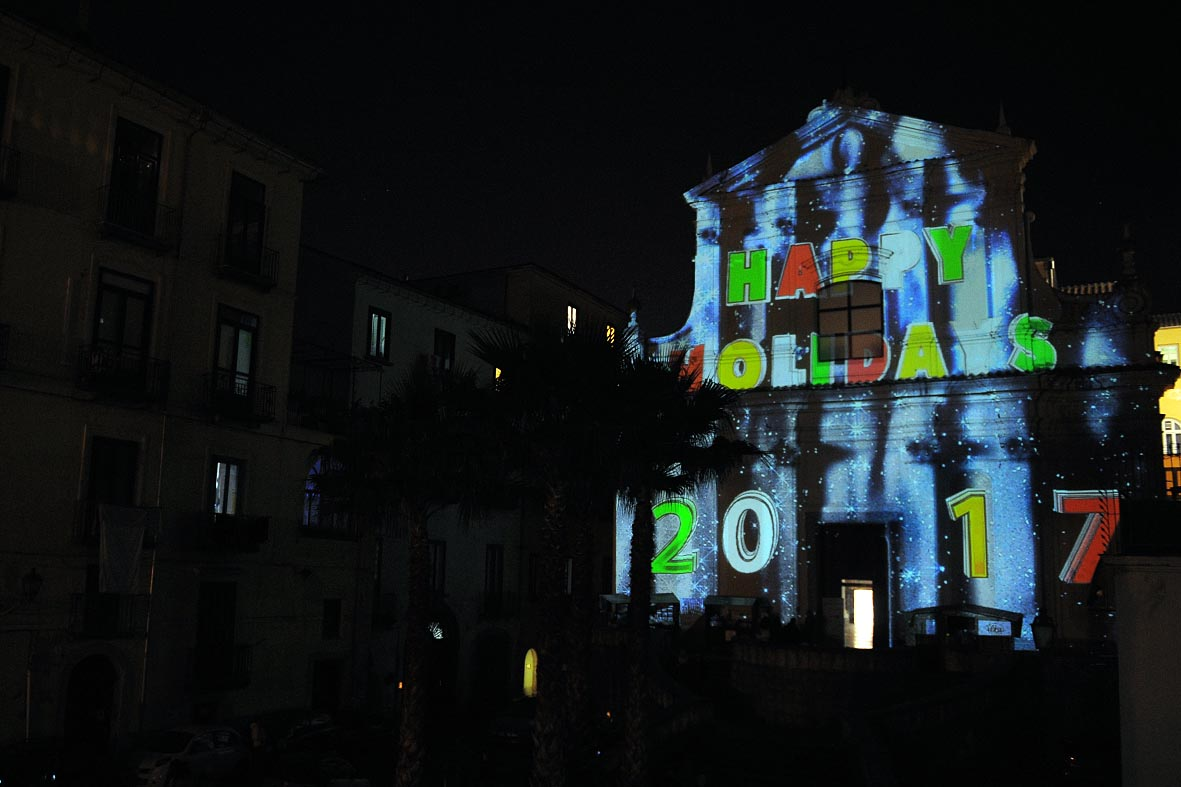 Salerno Guided Tour The Christmas Lights Travelpositano