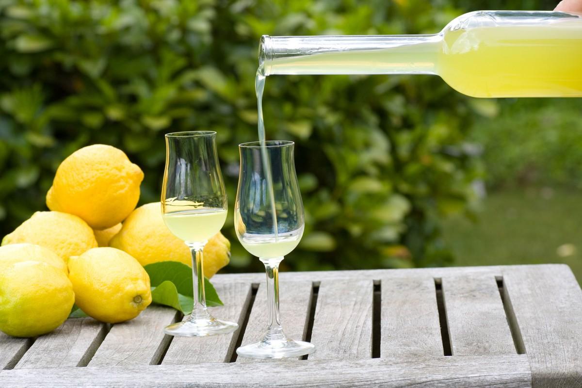 Лимончелло в домашних условиях рецепт приготовления